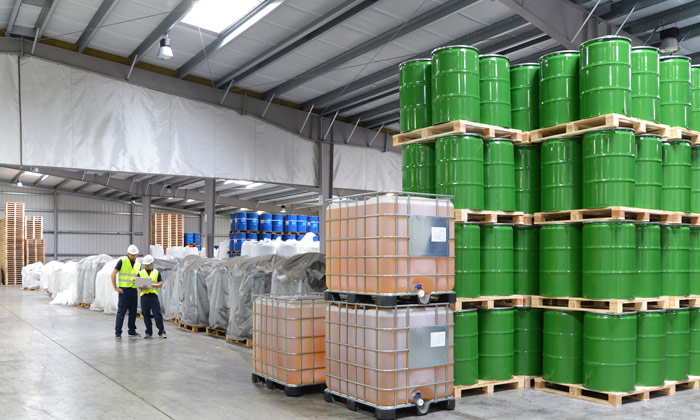 KEMITO offers accuracy together with full knowledge of the correct processes, labelling and data validation is critical when transporting chemicals.